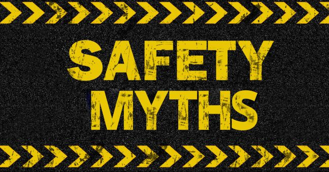 Occupational Safety Myths Image