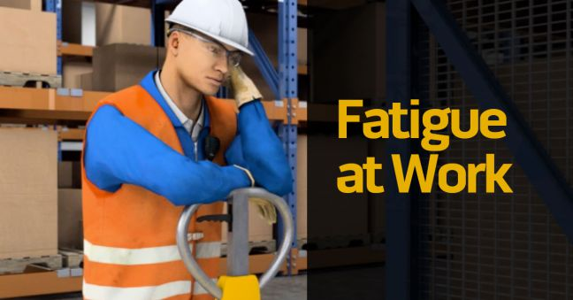 Fatigue at Work Image