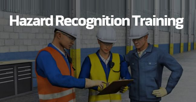 Hazard Recognition Training Image