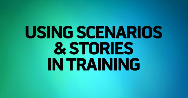 Storytelling Training Image
