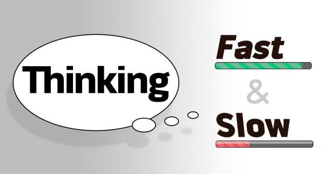 Thinking Fast and Slow Image