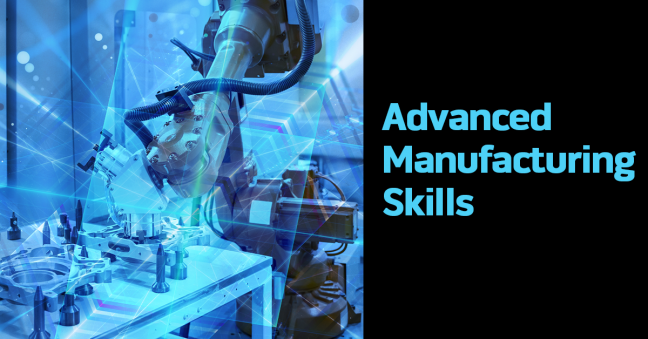 Advanced Manufacturing Skills Image