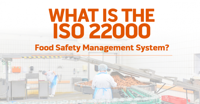 ISO 22000 Food Safety Management Image
