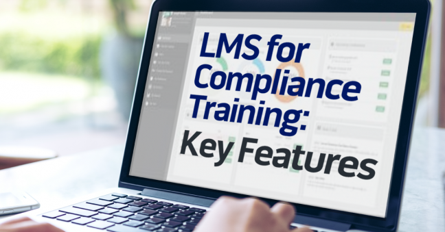 Compliance LMS Features Image