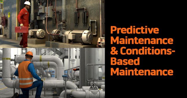 Predictive and Conditions-Based Maintenance Image