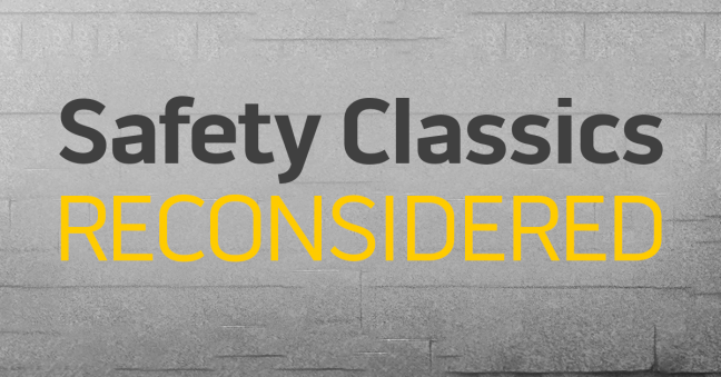 Safety Classics Reconsidered Image