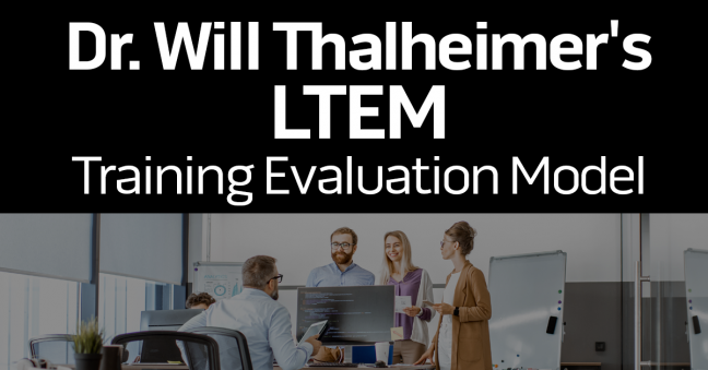 LTEM Learning Evaluation Image