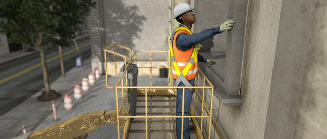 MEWP Safety Image