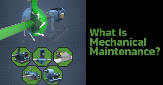 Mechanical Maintenance Image