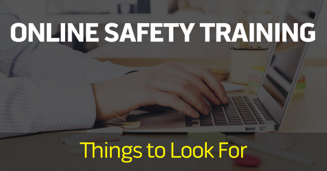 Online Safety Training Image