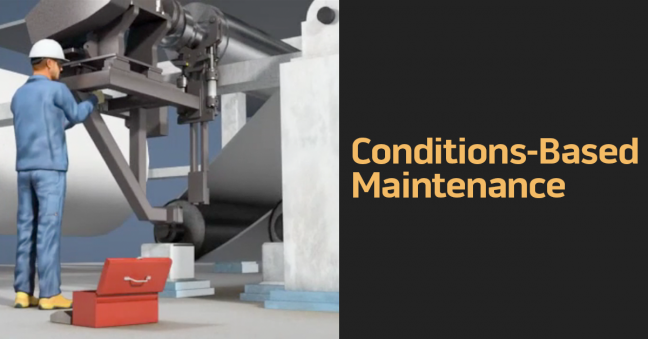 Conditions-Based Maintenance Image