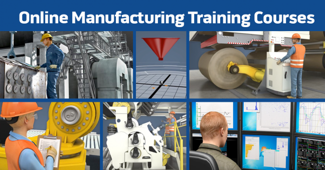 Online Manufacturing Training Courses