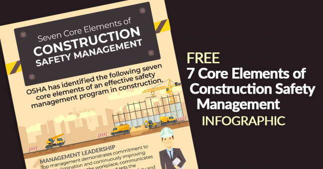 Core Elements Safety Management in Construction Image