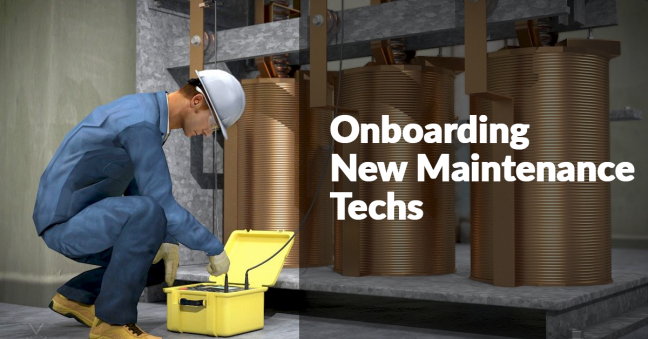 Onboarding Maintenance Techs Image
