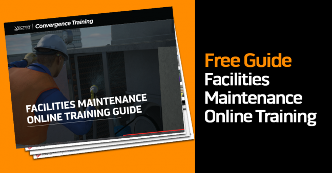 Facilities Maintenance Online Training Guide Image