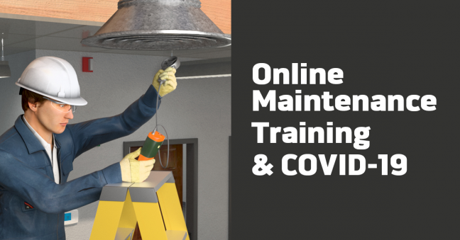 Online Maintenance Training Image