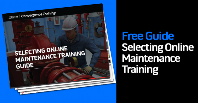 Online Maintenance Training Guide Image