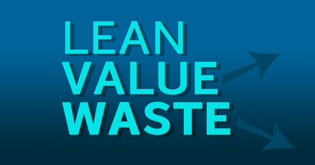 Lean, Value & Waste Image