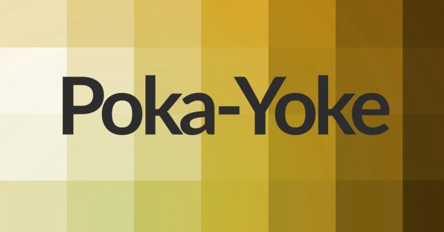 Poka-Yoke image