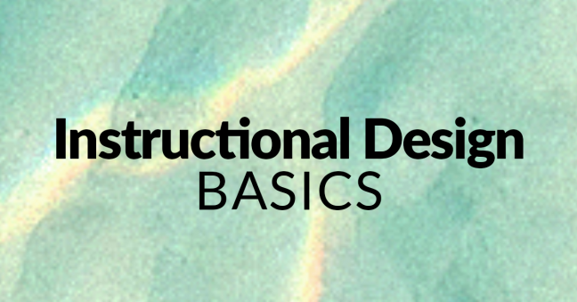 Instructional Design Basics