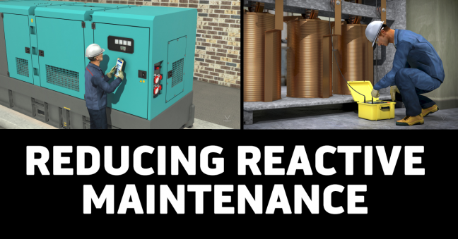 Reducing Reactive Maintenance Image