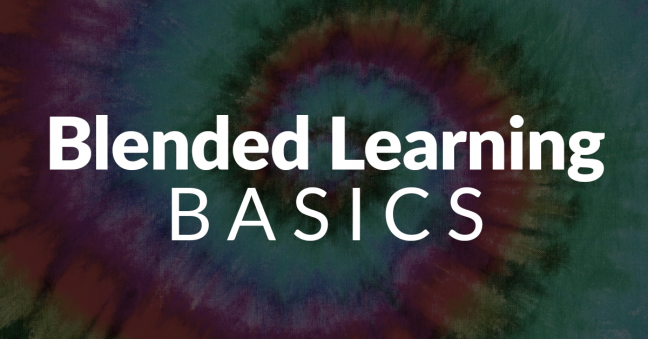 Blended Learning Basics Image