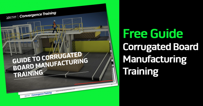 Online Corrugated Training Guide Image