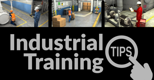 Industrial Training Image