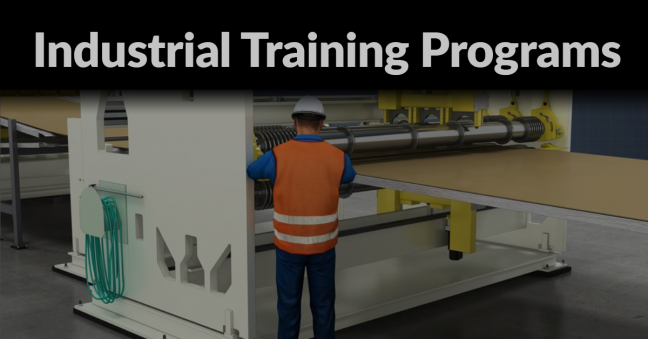 Industrial Training Programs Image