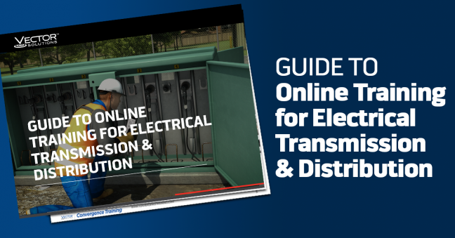 Online Training for Electrical Transmission & Distribution Guide