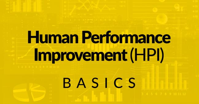 HPI Basics Image