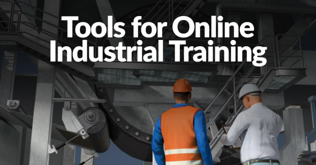 Online Industrial Training Tools