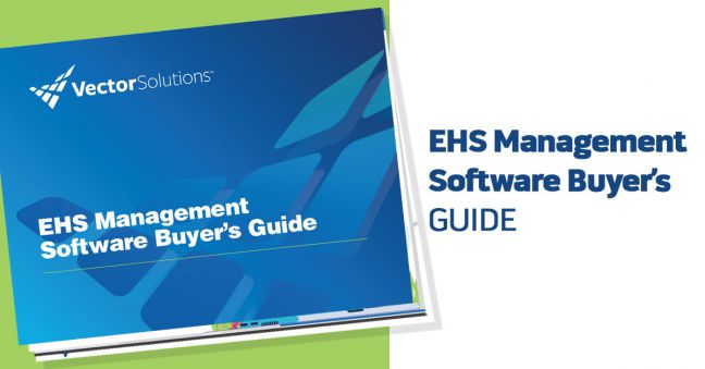 EHS Management Software Buyers Guide Image