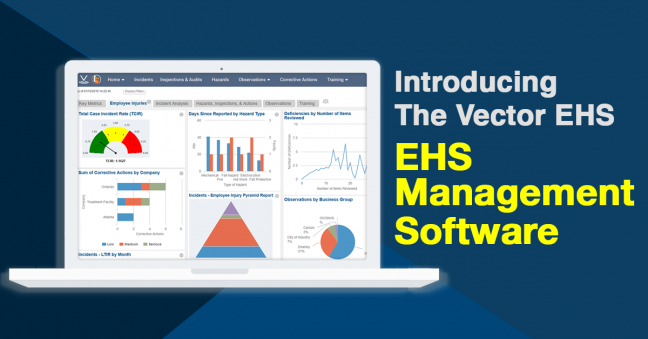 Vector EHS Software