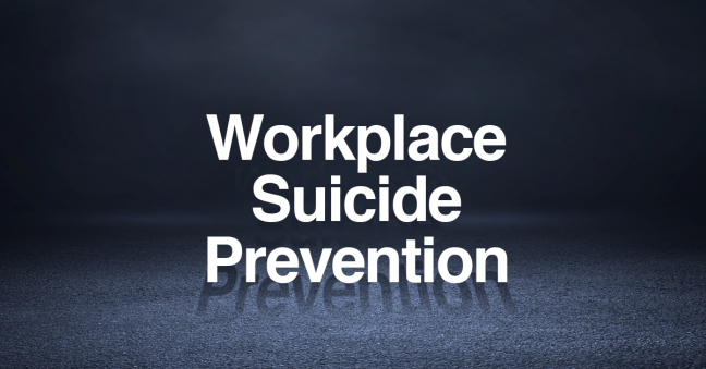 Workplace Suicide Prevention Image