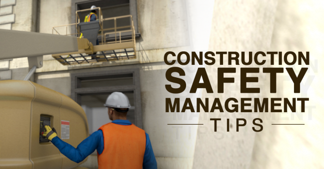 Construction Safety Management Image