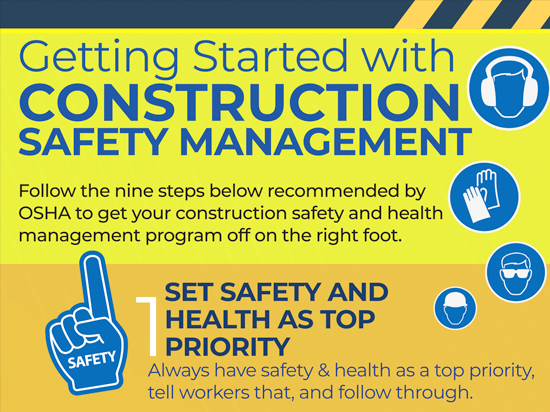 Getting Started with Construction Safety Management Button