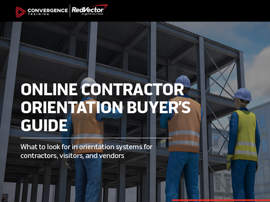 Contractor Orientation Buyer's Guide