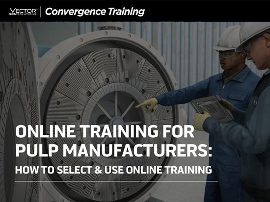 Pulp Manufacturing Online Training Btn