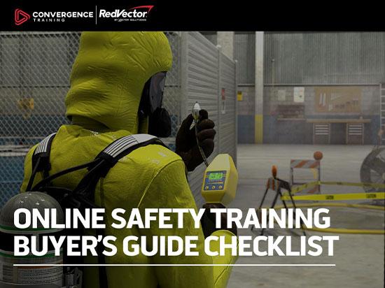 Online Safety Training Buyer's Guide Checklist