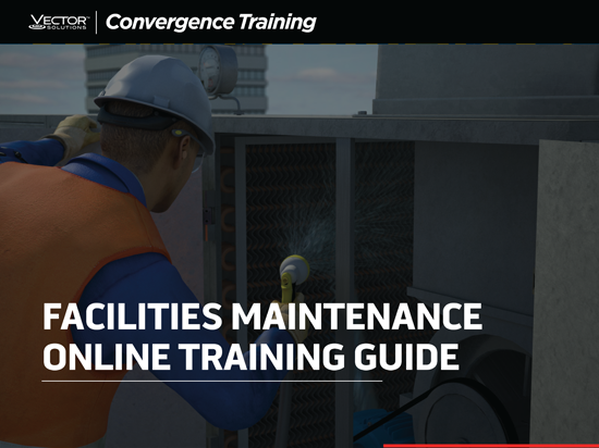 Facilities Maintenance Online Training Guide Button