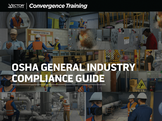 OSHA General Industry Compliance Guide Button