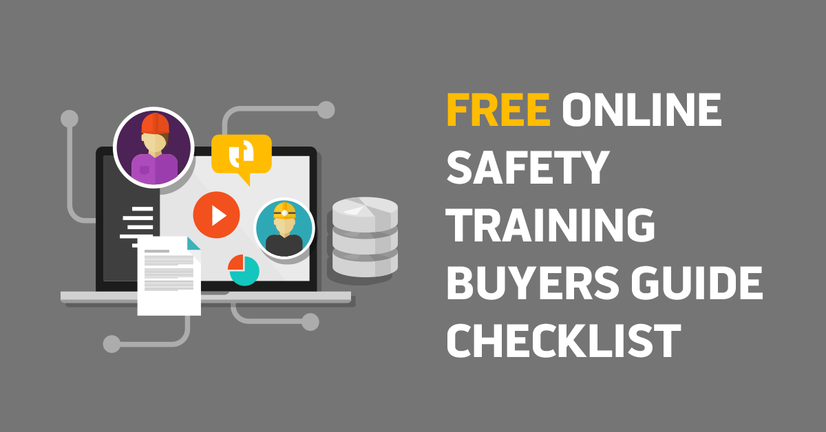 free online safety training buyer's guide image