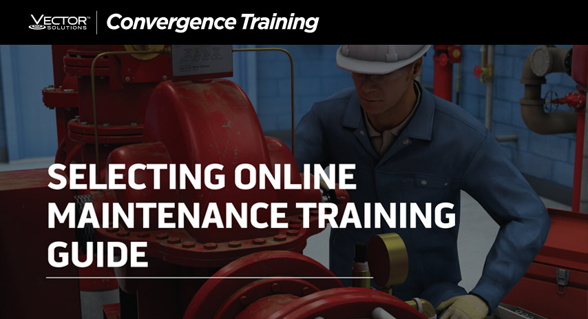 Guide to Selecting Online Maintenance Training