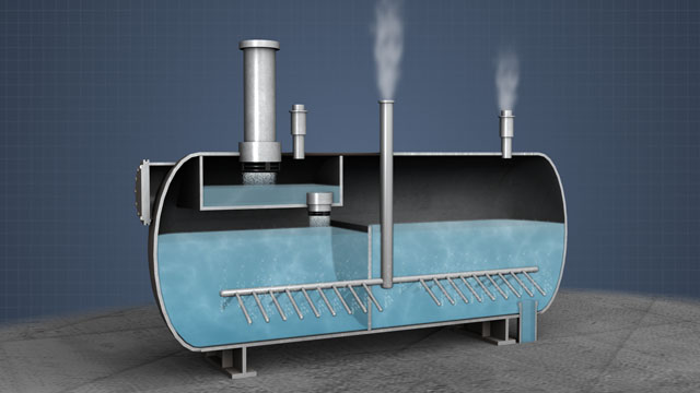 Boiler Feed Water ~ Power boiler feedwater and steam