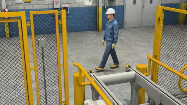 Conveyor Safety Training Video Convergence Training