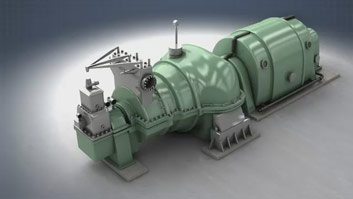 Steam Turbine Mechanical Drives - Convergence Training
