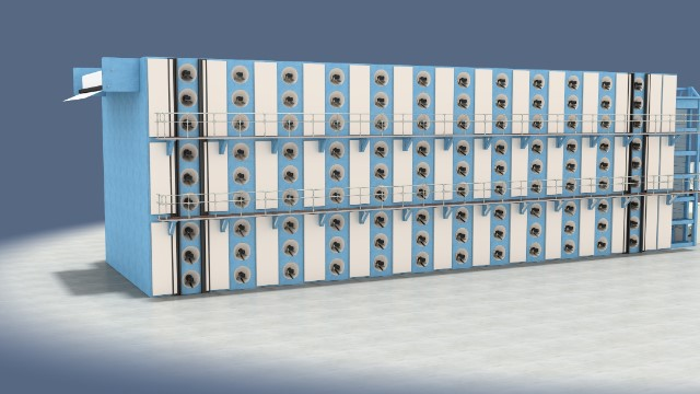 Paper Machine Alternative Drying Systems