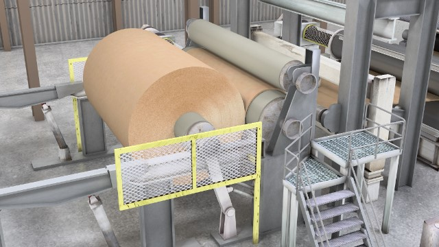 Paper Machine Reel Systems Convergence Training