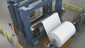 Paper Machine Winder Slitting Convergence Training